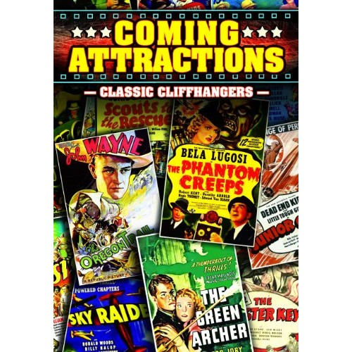 Classic Serial Coming Attractions