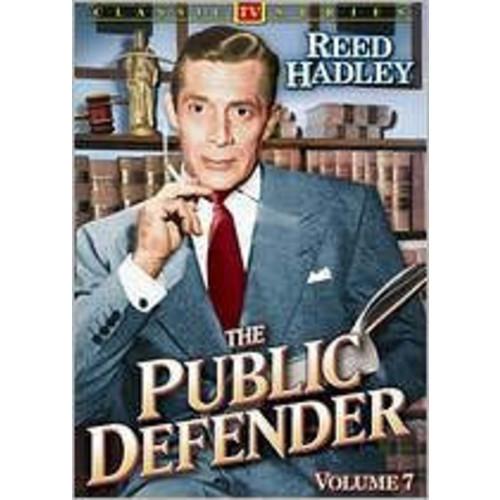 Public Defender, Vol. 7