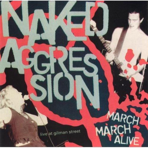 March March Alive [LP] - VINYL