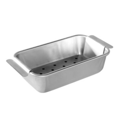 Nordic Ware 6-Inch x 11.5-Inch Aluminum Meat Loaf Pan