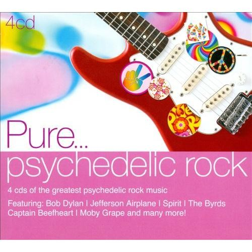 Pure... Psychedelic Rock [Audio CD]