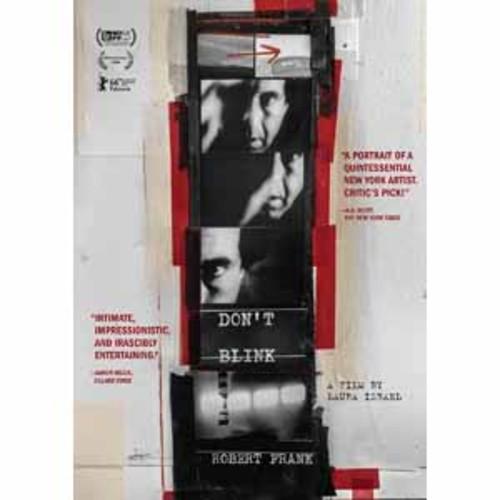 Don't Blink: Robert Frank (DVD)