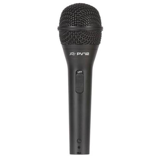Peavey PVi 2 XLR Cardioid Unidirectional Dynamic Vocal Microphone 00496360
