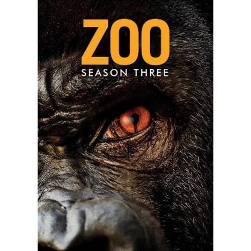 Zoo:Third Season (DVD)