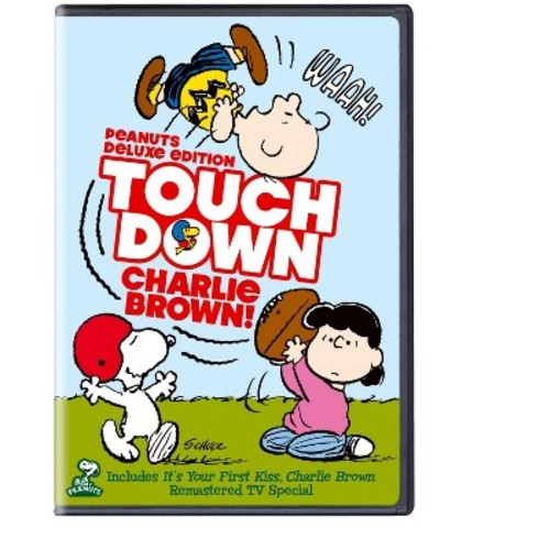 PEANUTS DELUXE EDITION-TOUCHDOWN CHARLIE BROWN (DVD) (DVD)