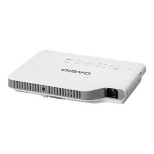 Casio Slim XJ-A247 - DLP projector - 2500 lumens - WXGA (1280 x 800) - 16:10 - HD 720p