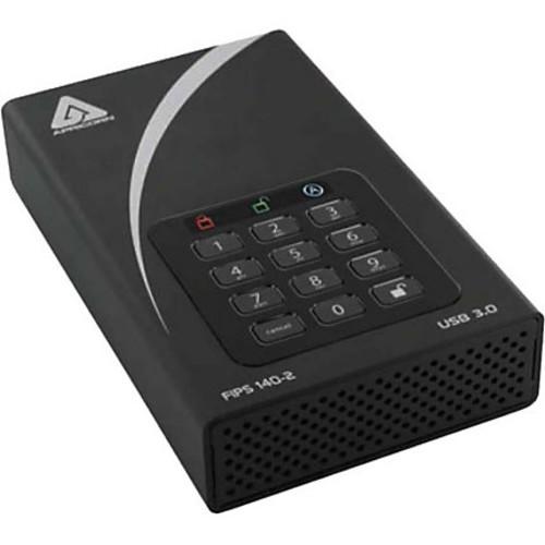 Apricorn Aegis Padlock DT FIPS ADT-3PL256F-3000 3 TB 3.5