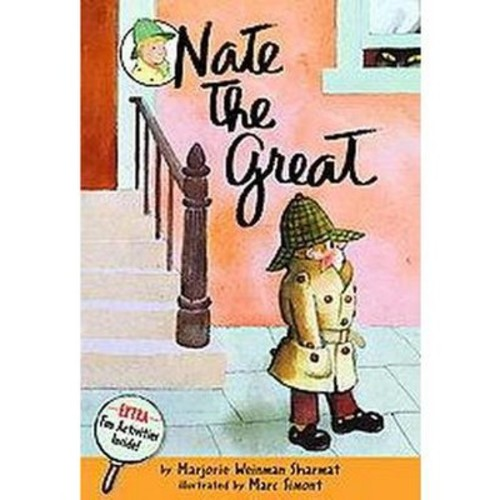 Nate the Great ( NATE THE GREAT) (Reprint) (Paperback) by Marjorie Weinman Sharmat