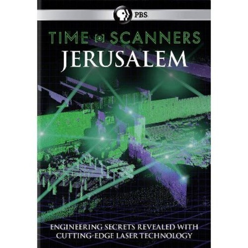 Time Scanners: Jerusalem (DVD)