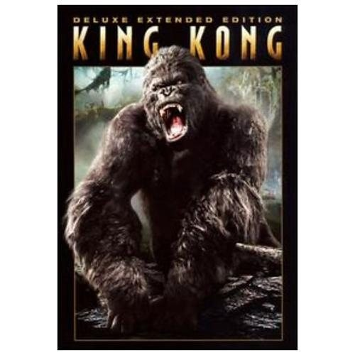 KING KONG 2005 DVD