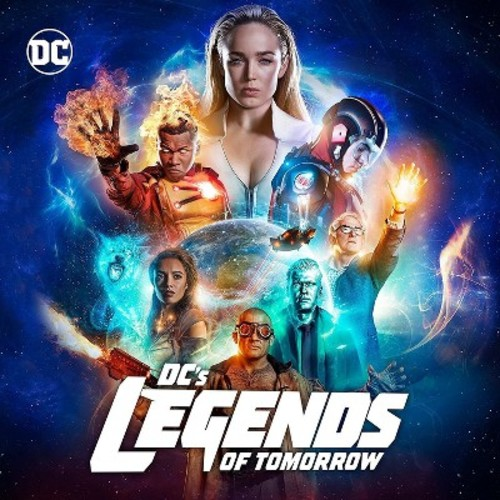 DC Legends of Tomorrow: The Complete Third Season (DVD)