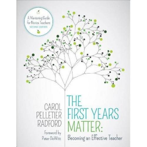 The First Years Matter: Becoming an Effective Teacher: A Mentoring Guide for Novice Teachers / Edition 2