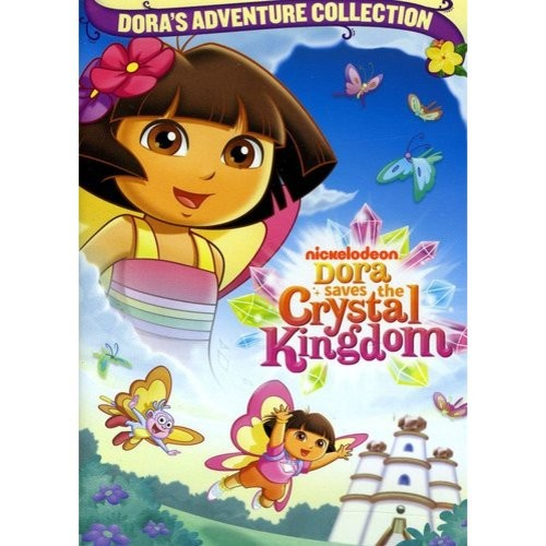 Dora the Explorer: Dora Saves the Crystal Kingdom [DVD]