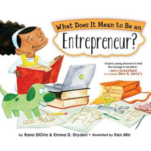 What Does It Mean to Be an Entrepreneur? (Hardcover)