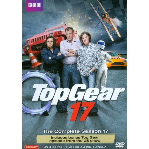 Top Gear: The Complete Season 17 [3 Discs] [DVD]