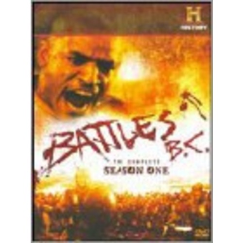Battles BC: The Complete Season One [3 Discs] [DVD]
