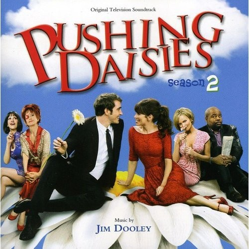 Pushing Daisies: Season 2 [Original Television Soundtrack] [CD]