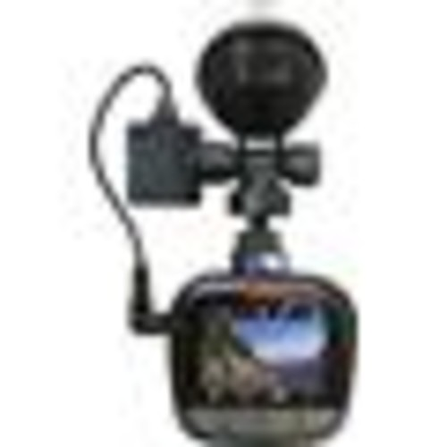 Cobra CDR 875G HD dash cam with Bluetooth and built-in GPS