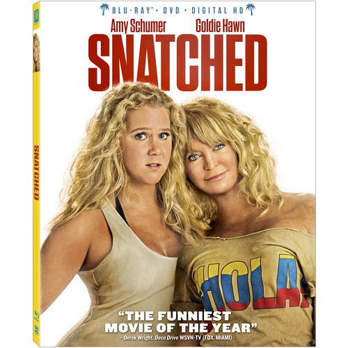 Snatched (Blu-ray / DVD / Digital HD)