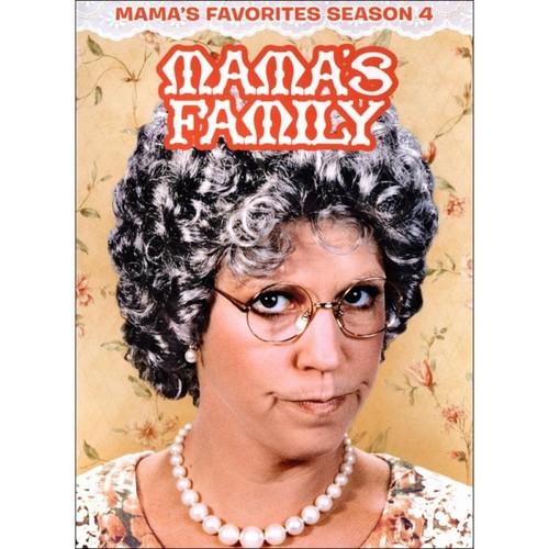 Mama's Family: Mama's Favorites - Season 4 [4 Discs] [DVD]