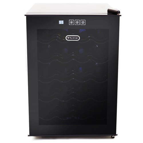 Whynter WC-201TD 20 Bottle Thermoelectric Wine Cooler