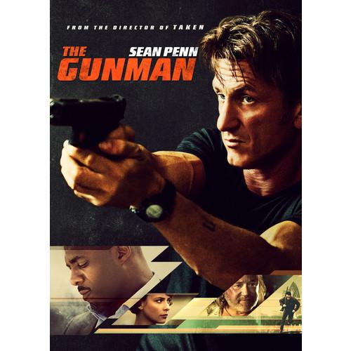 The Gunman [DVD] [English] [2015]