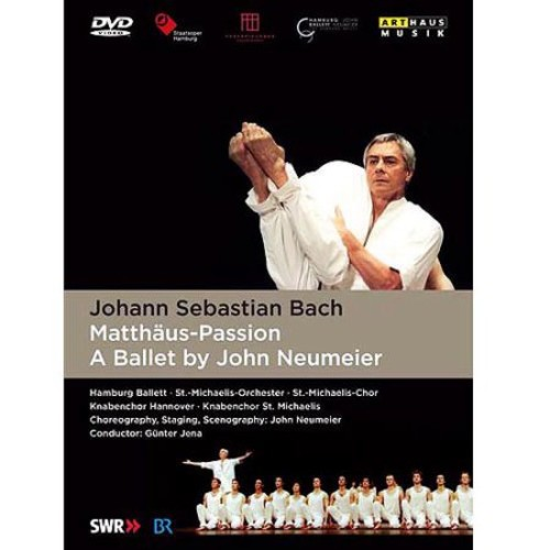Matthaus Passion [3 Discs] [DVD] [2005]
