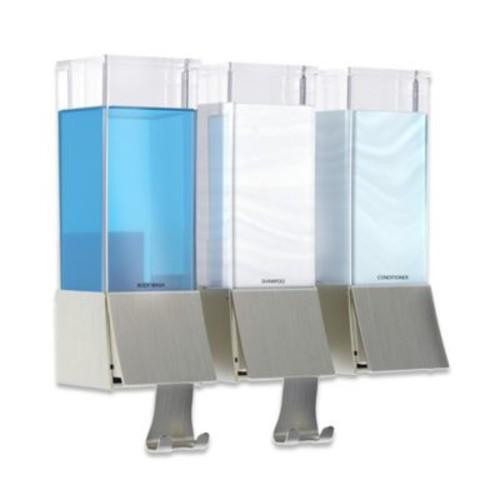 LINEA Triple Shower Dispenser