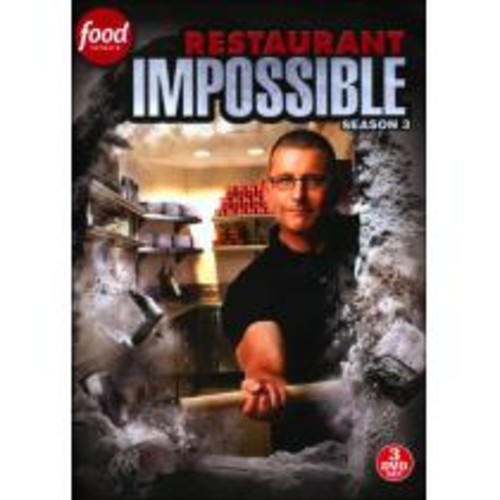 Restaurant: Impossible - Season 3 [3 Discs] [DVD]