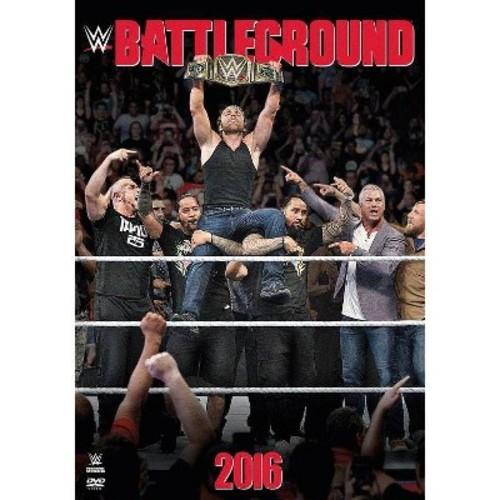 WWE: Battleground 2016 [DVD] [2016]