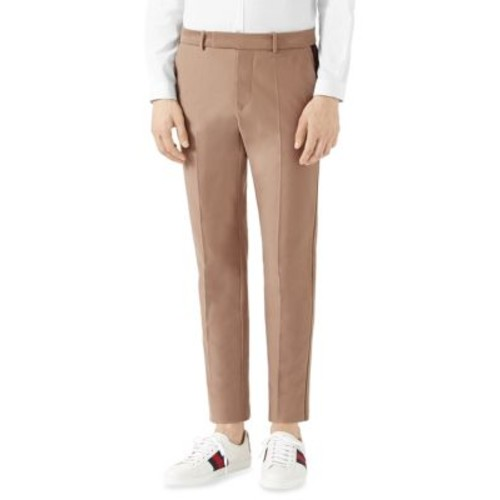 GUCCI Cotton 60S Pant With Web