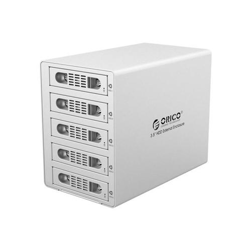 ORICO 5-Bay Aluminum 3.5
