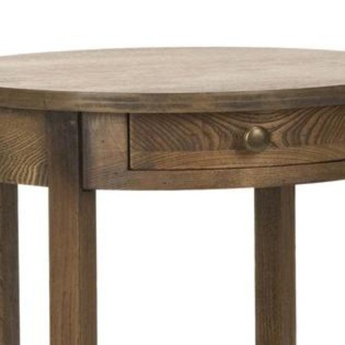 Safavieh Bridgend Oak End Table
