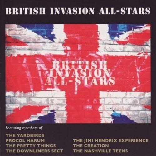 British Invasion All-Stars [CD]