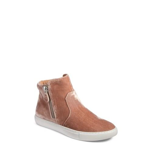 Carole Zip Sneaker