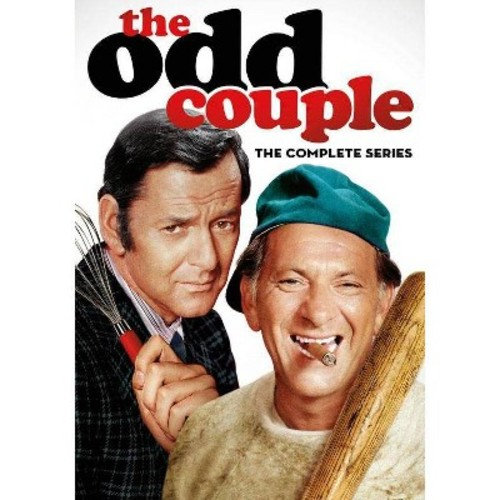 Odd couple:Complete series pack (DVD)