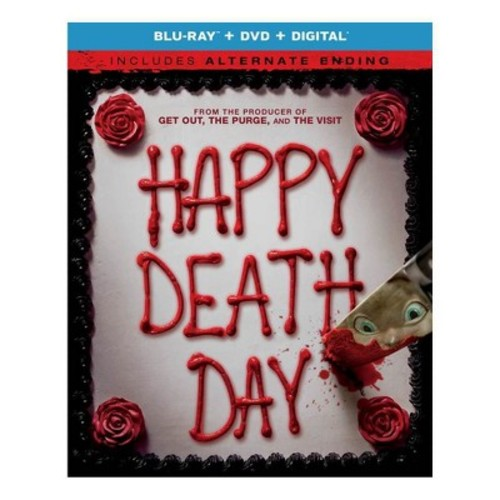 Happy Death Day (Blu-ray + DVD + Digital)
