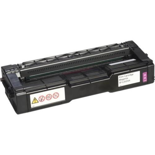 Ricoh SP C252HA Toner Cartridge - Magenta 407655