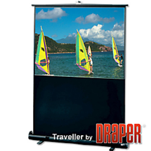 Draper Portable Projector Screen, 40