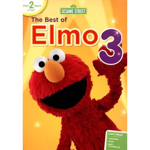 Sesame Street: The Best of Elmo, Vol. 3 [DVD] [2015]