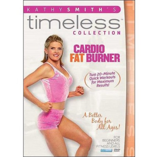 Kathy Smith's Timeless Collection: Cardio Fat Burner [DVD] [1998]