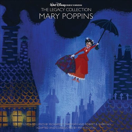 Walt Disney Records - The Legacy Collection: Mary Poppins [CD]