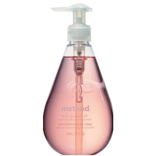 Pink Grapefruit Method Hand Wash
