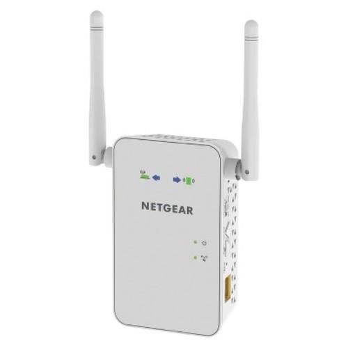 NETGEAR AC750 WiFi Range Extender - 802.11ac Dual Band Gigabit (EX6100)