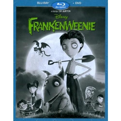 Frankenweenie (2 Discs) (Blu-ray/DVD)