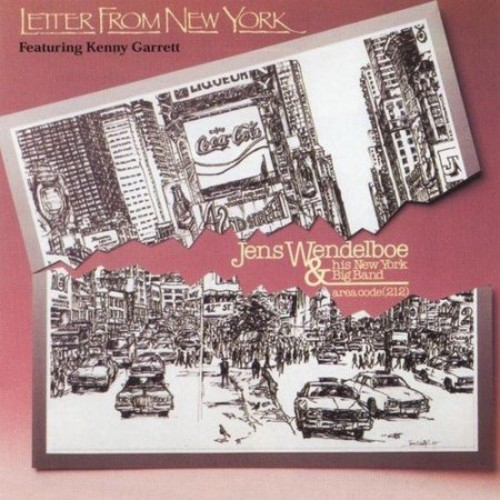 Letter from New York [CD]