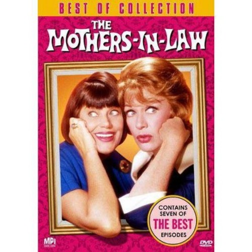 Best of the mother's in law (DVD)