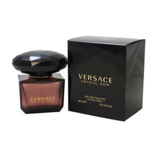Versace Gianni Versace Crystal Noir Women's 3-ounce Eau de Toilette Spray