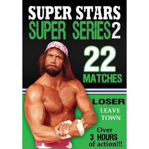 Super Stars Super Series:Vol 2 (DVD)