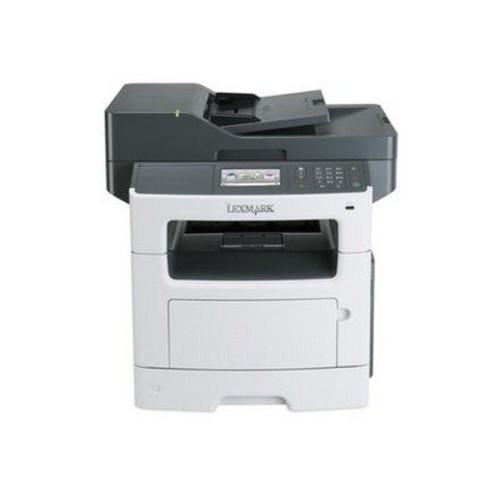 Lexmark MX511dhe Monochrome All-In One Laser Printer with Email Functions, Scan, Copy, Network Ready, Duplex Printing and Professional Features [1-Pack]